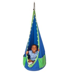 B4 Adventure Ultimate Sky Chair - Blue/Green