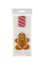 Gingerbread Silicone Teether