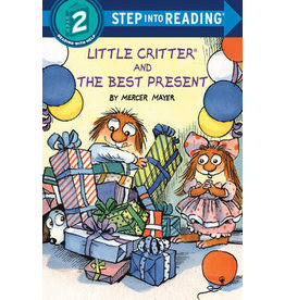 Step Into Reading Little Critter and the Best Present