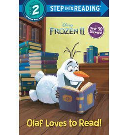 Step Into Reading Step Into Reading - Olaf Loves to Read
