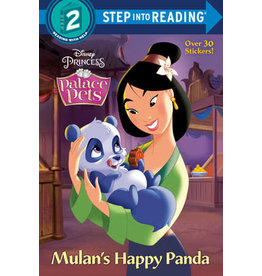 Step Into Reading Step Into Reading - Mulan's Happy Panda