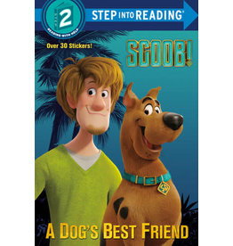 Step Into Reading Step Into Reading - Scoob! A Dog's Best Friend