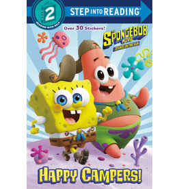 Step Into Reading Step Into Reading - Happy Campers!