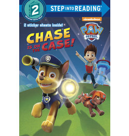 Step Into Reading Step Into Reading - Chase Is On The Case!