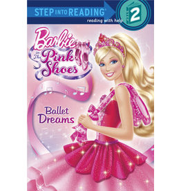 Step Into Reading - Ballet Dreams