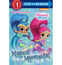 Step Into Reading - Magical Mermaids!