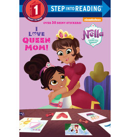 Step Into Reading - I Love Queen Mom!