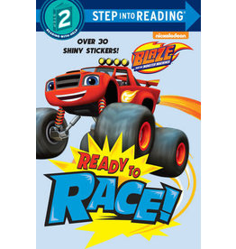 Step Into Reading - Ready To Race!