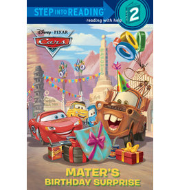 Step Into Reading - Mater's Birthday Surprise