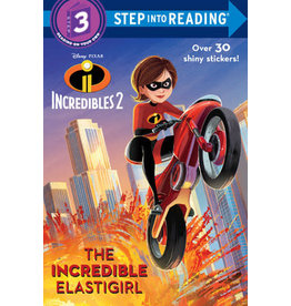 Step Into Reading Step Into Reading - Incredible Elastigirl (Step 3)