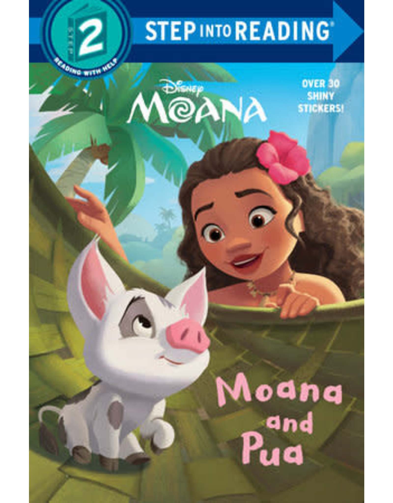 Step Into Reading Step Into Reading - Moana and Pua (Step 2)