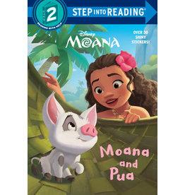 Step Into Reading - Moana and Pua
