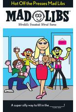 Mad Libs Hot Off The Presses Mad Libs