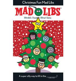 Mad Libs Christmas Fun Mad Libs Deluxe