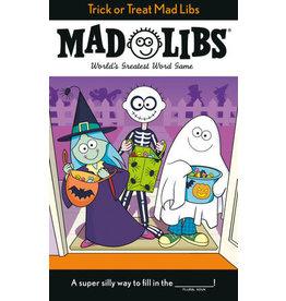 Mad Libs Trick or Treat Mad Libs