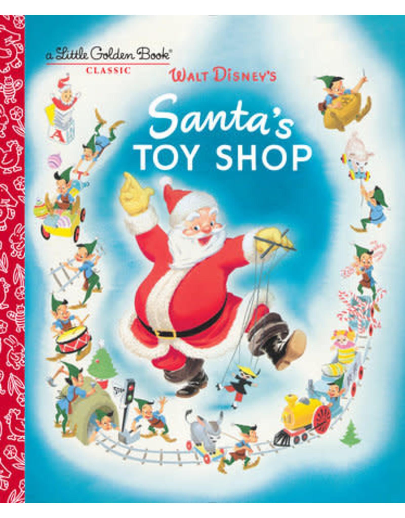 Santa's Toy Shop - LGB