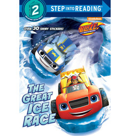 Step Into Reading - The Great Ice Race