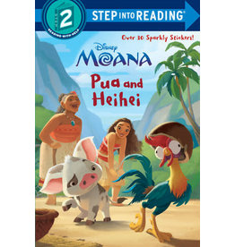 Step Into Reading Step Into Reading - Pua and Heihei (Step 2)