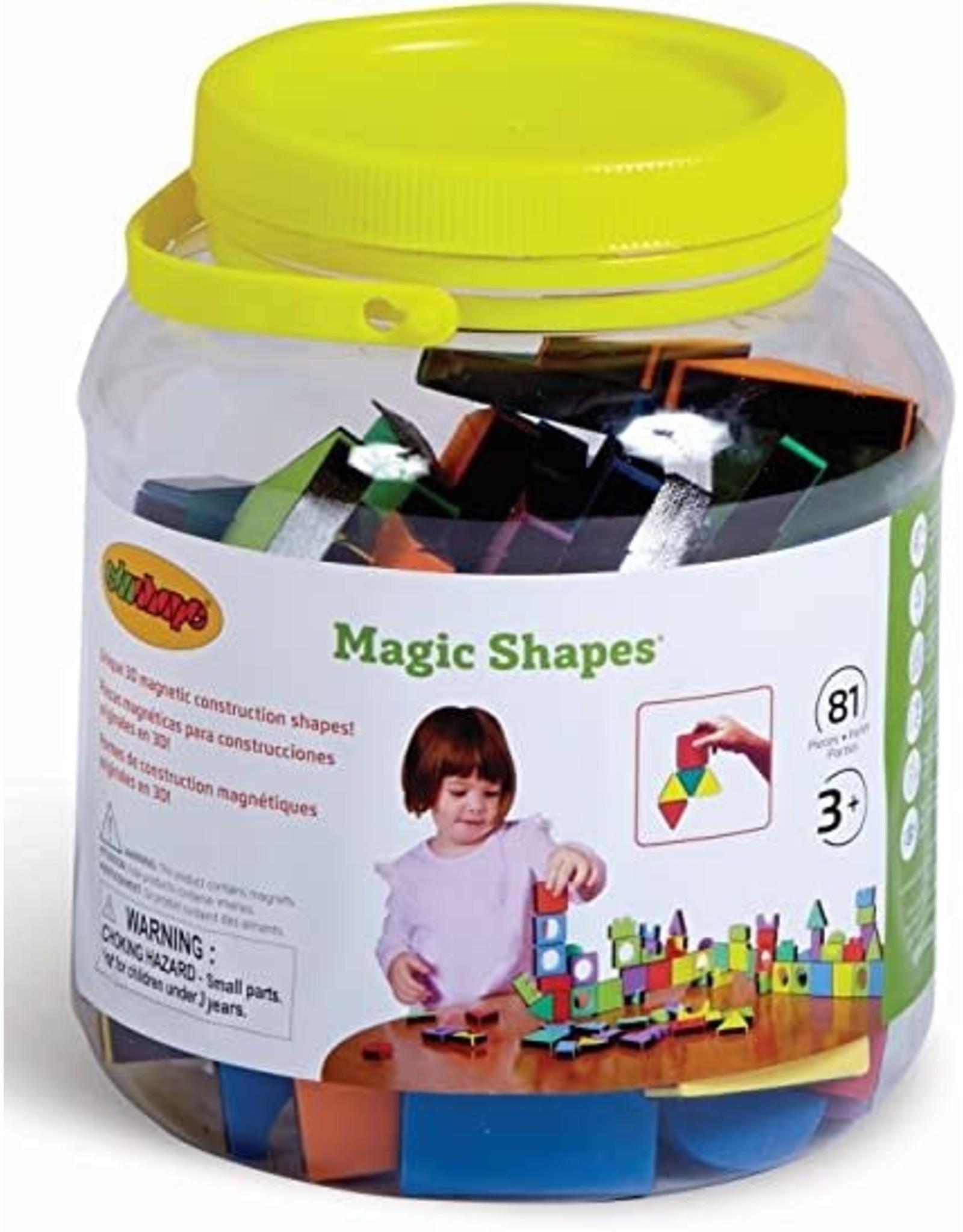 EduShape - Magic Shapes Jar 81 pcs