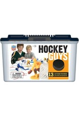 Master Pieces Action Figures - Hockey
