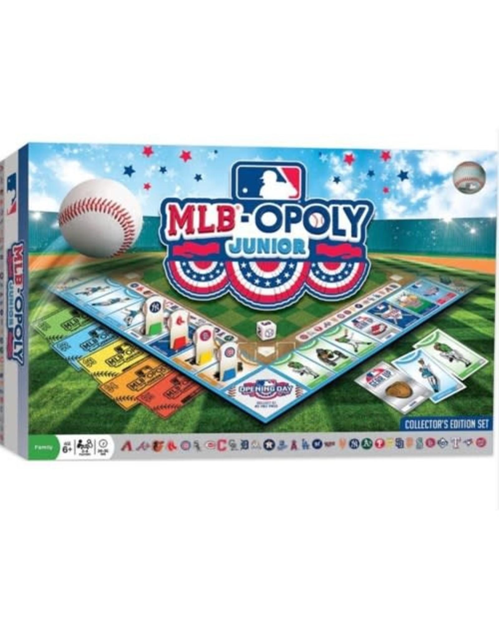 Master Pieces MLB-opoly Jr.