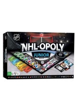 Master Pieces NHL-opoly Jr.
