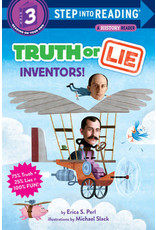 Step Into Reading Step Into Reading - Truth or Lie: Inventors! (Step 3)