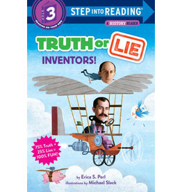 Step Into Reading Step Into Reading - Truth or Lie: Inventors!