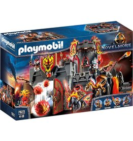 Playmobil Burnham Raiders Fortress