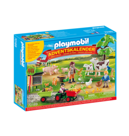 Playmobil Playmobil Advent Calendar - Farm 2020