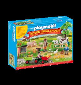 Playmobil Playmobil Advent Calendar - Farm