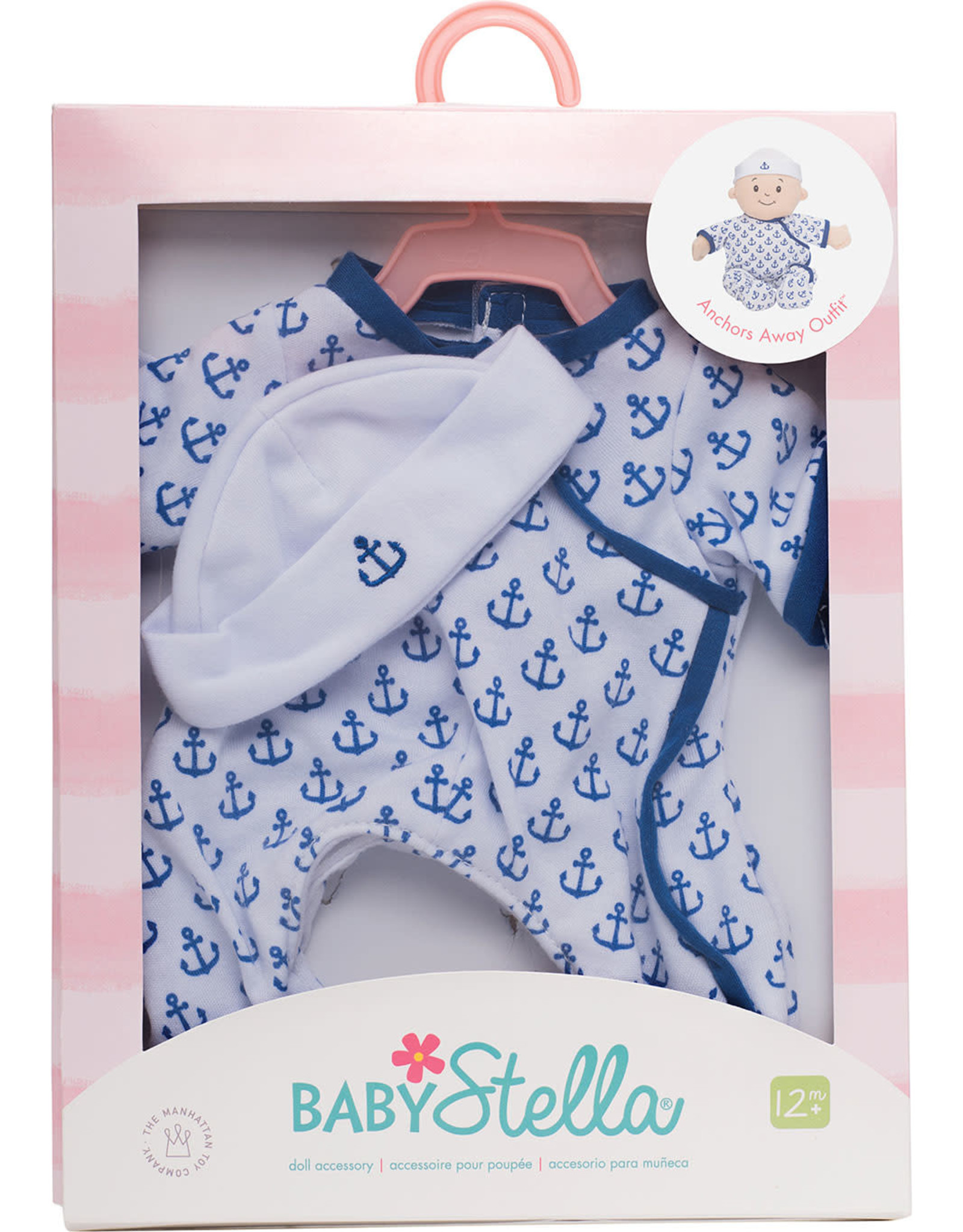 Baby Stella Baby Stella Anchor's Away - clearance final sale