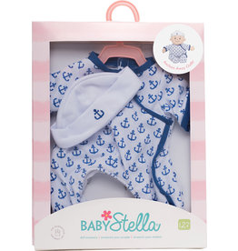 Baby Stella Baby Stella Anchor's Away