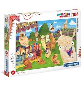 No Probllama 104 pc puzzle