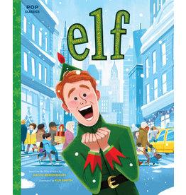 Elf Story Book
