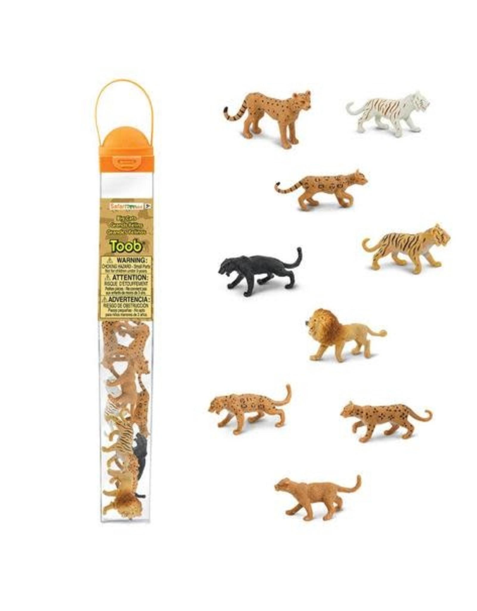 Safari Big Cats Toob