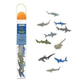 Safari Sharks Toob