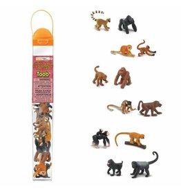 Safari Monkeys and Apes Toob