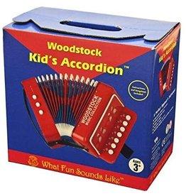 Woodstock Kid's Accordion