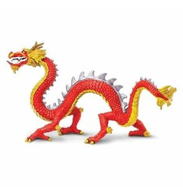 Safari Horned Chinese Dragon