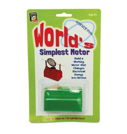 Simplest Motors