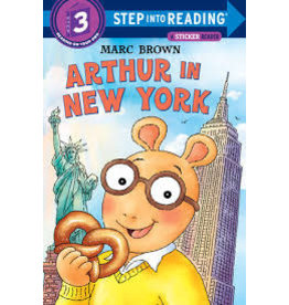 Step Into Reading Arthur in New York S3