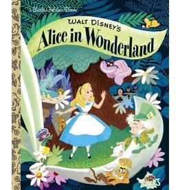 Little Golden Books Alice in Wonderland Little Golden Book