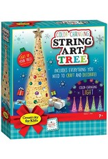 Creativity For Kids Color-Changing String Art Tree