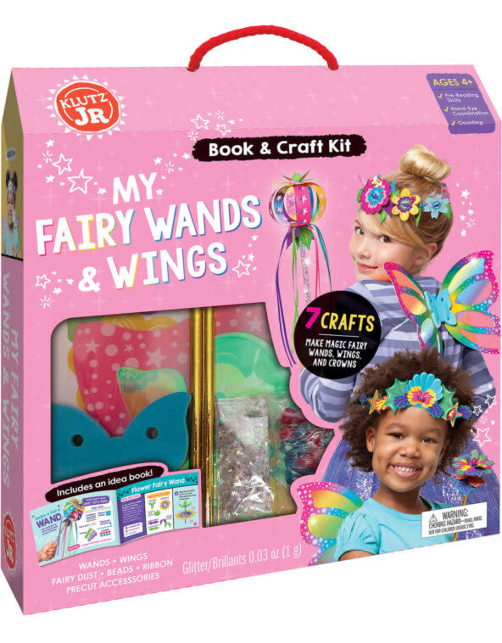 Klutz My Fairy Wand & Wings