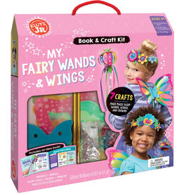 Klutz Klutz: My Fairy Wand & Wings