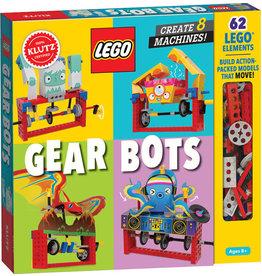 Klutz Lego Klutz Gear Bots