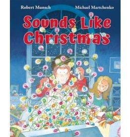 Scholastic Sounds Like Christmas - Hardcover