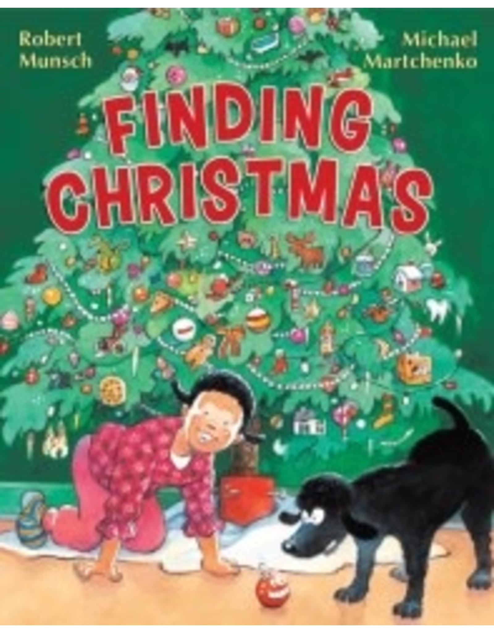 Scholastic Finding Christmas