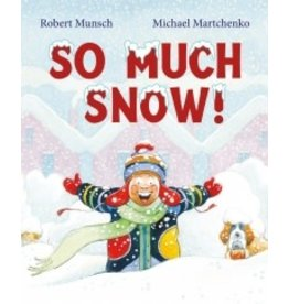 Scholastic So Much Snow